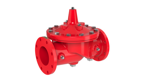 100G & 2100G Deluge Valves – UL, ULC, ABS Assessed