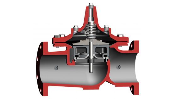 100S & 2100S Seawater Service Hytrol Valves