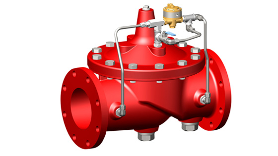 403-27 Pneumatic Remote Control Valve – Freshwater & Seawater