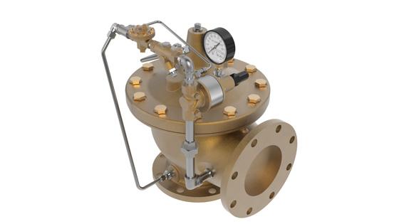 50-20 Seawater Service Pressure Relief Valve