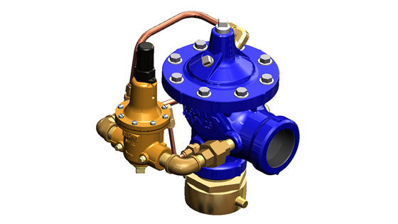 50-AT Fire Hydrant Pressure Relief Valve