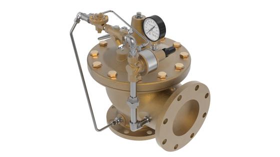 50B-4Kg1 & 2050B-4Kg1 Válvula De Alivio De Pressao Para Sistema De Proteção Contra Incêndio – Ul, Fm, Ucl, Abs.