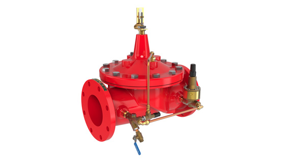 50B-5KG Fire Protection Pump Suction Control Valve