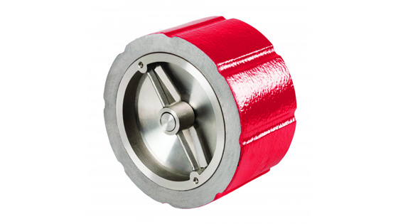 580 Series Silent Wafer Check Valve