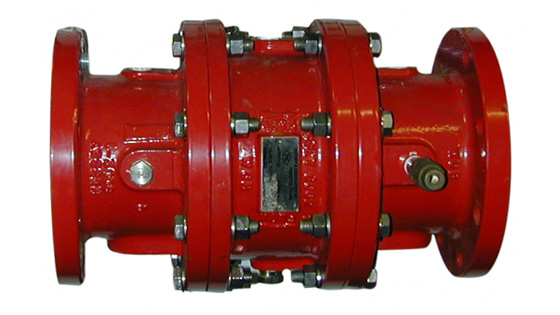 800GS Tubular Diaphragm Deluge Valves