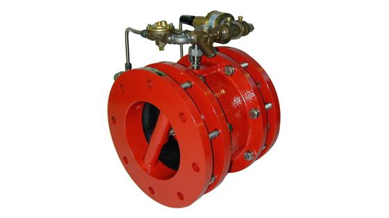 850-20 Tubular Diaphragm Seawater Relief Valve