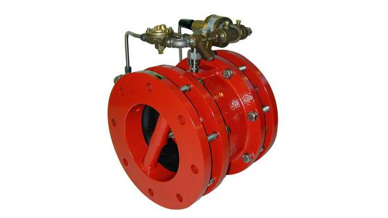 850B-4 Válvula De Alívio De Incêndio Aprovada Pela Fm