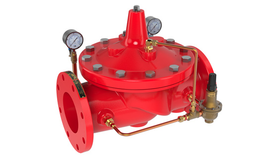 90-21 Fire Protection Pressure Reducing Valve – UL, ULC