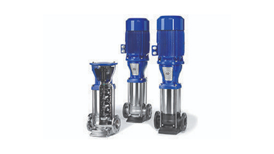 DESMI Vertical Pumps DP