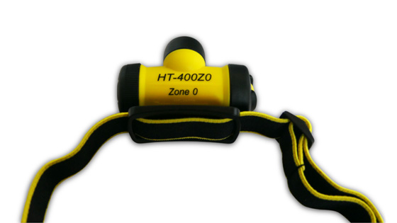 Lanterna de Cabeça LED – ATEX  HT-400Z0