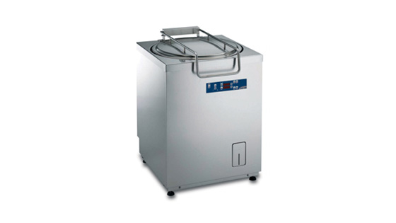Centrifugadora Lavadora E Secadora De Alimentos Profissional-  2/6Kg