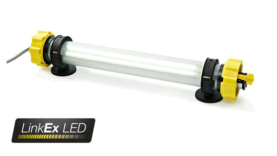Linkex™ Led Temporary Luminaire