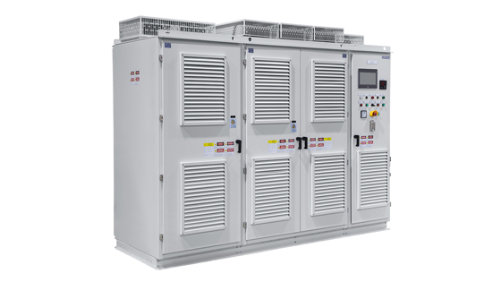 Mvw01 Medium Voltage Frequency Inverter