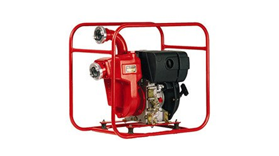 Mobile Fire & Emergency Pumps