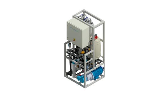Oceanus 12-30 m³ capacity