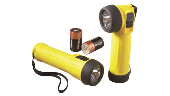 Lanterna tocha de segurança ATEX