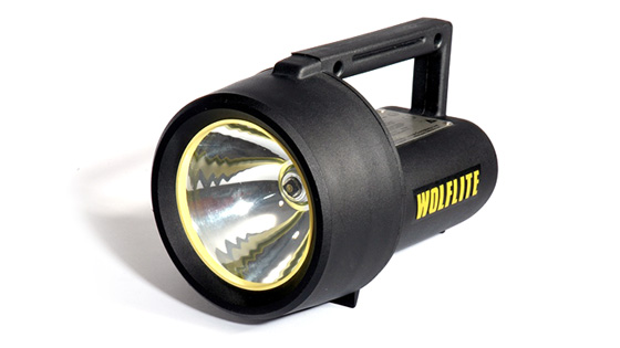 WOLFLITE H-251ALED RECHARGEABLE HANDLAMP